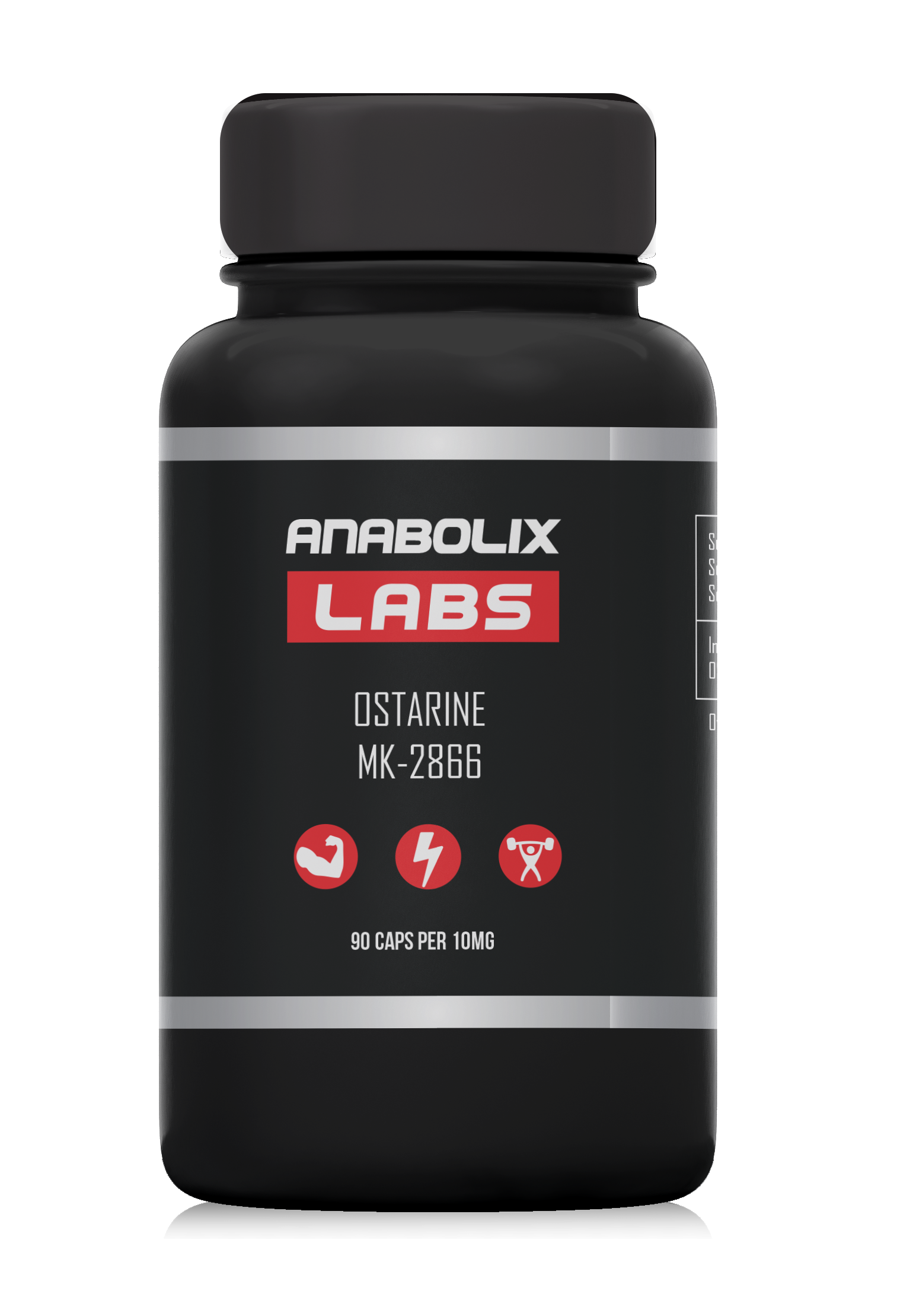 Ostarine   Anabolix Labs