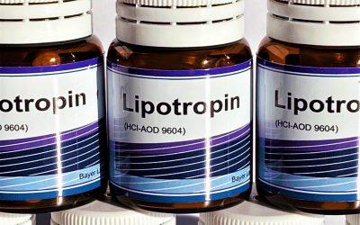 Lipotropin HCl-AOD9604