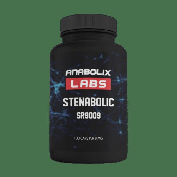 stenabolic, sr, sr9009